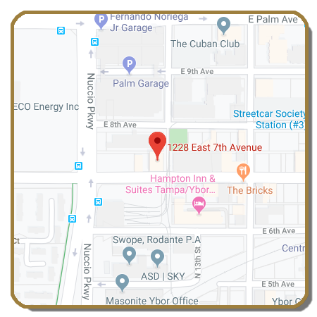Valrico Law Group Map